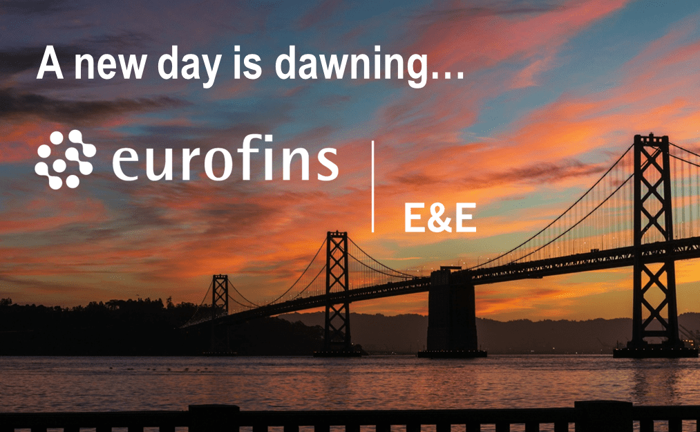 Eurofins E&E North America - A New Day is Dawning